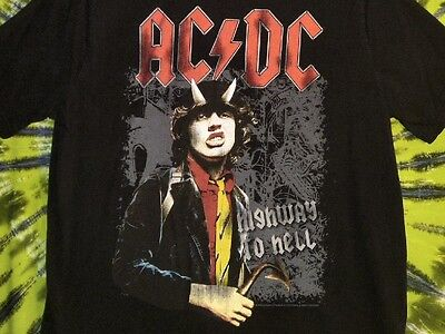 AC/DC Highway to Hell 2009 T-Shirt L
