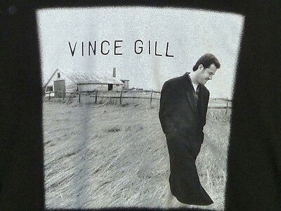 VINCE GILL High Lonesome Sound 1996 T-shirt XL