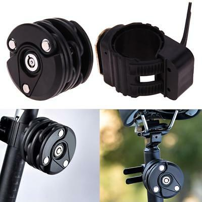 U Lock Bicycle Bike Motorcycle Cycling ScootersSecurity Steel Chain with 2KeyBSC