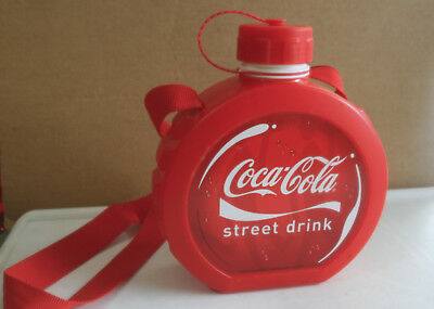 "Coca-Cola Collector Canteen ""coca-Cola Street Drink"" Recommend As Decor Item"