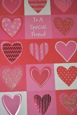 Bella Greetings Valentine/'s Day Card #11596 VBRW To a Special Brother and Wife