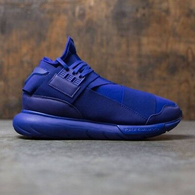 fa72be9f2e09 ADIDAS Y-3 QASA High Dark Blue Purple S82124 New 8.5 Yohji Yamamoto ...