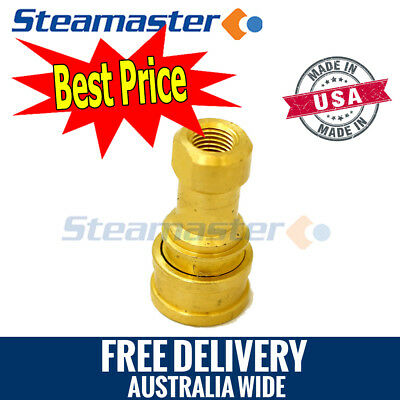 Carpet Steam Cleaning Machine Extractor Cleaner 1/4F Brass Quick Coupling