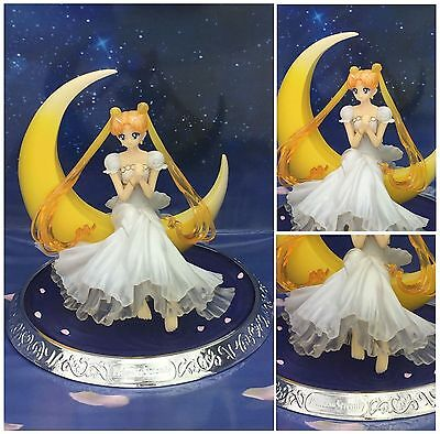 Anime Sailor Moon Princess Serenity PVC girl figure figuarts collection Gifts US