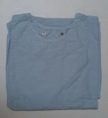 Universal Light Blue Gown Various Brands Available NSN: (6532001178247)