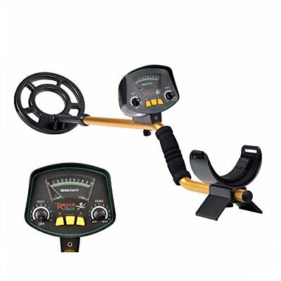 SHUOGOU MD3009II Underground Advanced Discriminating Metal Detector with LCD dis