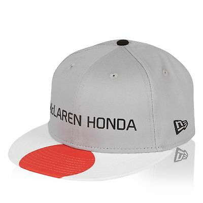 McLaren Honda Special Edition Japan Cap Hat 9Fifty F1 New Era