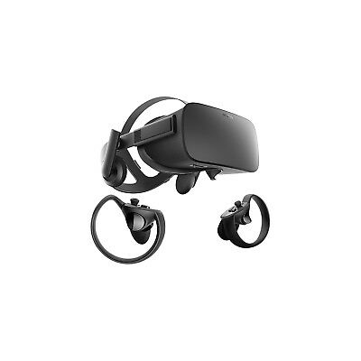 Oculus Rift Virtual Reality Headset VR, Black - Free Next Day UK Delivery