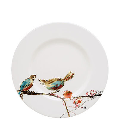 """Chirp 9"""" Salad Plate by Lenox - Set of 4"""