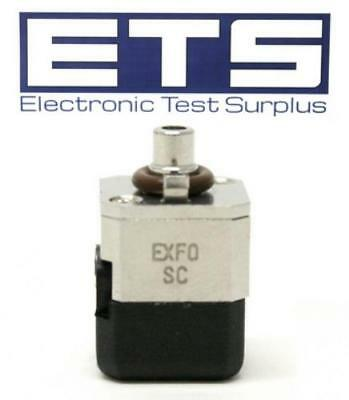 Exfo EUI-91 Fiber Optic SC Adapter For OTDR USA Stock