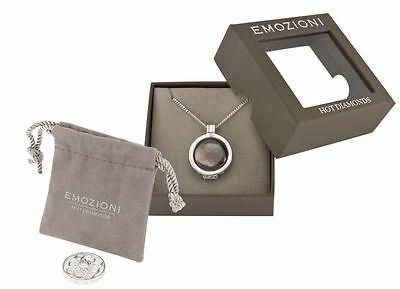 Hot Diamonds Emozioni Necklace With 2 Coins