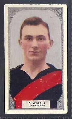 Hoadleys-Victorian Football Ers (51-100)-Aussie Rules-#054- Essendon - Walsh