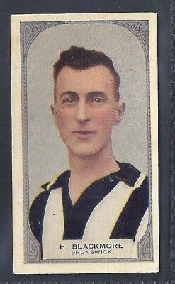 Hoadleys-Victorian Football Ers (51-100)-Aussie Rules-#079- Brunswick Blackmore
