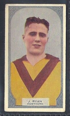 Hoadleys-Victorian Football Ers (51-100)-Aussie Rules-#094- Hawthorn - Ryan
