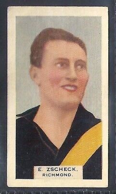Hoadleys-Victorian Football Ers (Heads 1-50)-Aussie Rules-#006- Richmond