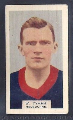 Hoadleys-Victorian Football Ers (Heads 1-50)-Aussie Rules-#015- Melbourne Tymms