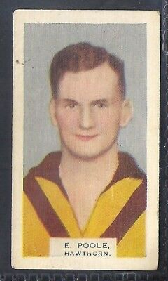 Hoadleys-Victorian Football Ers (Heads 1-50)-Aussie Rules-#040- Hawthorn - Poole
