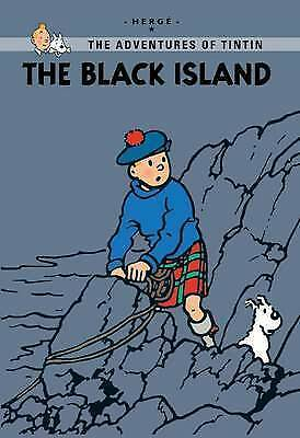 The Black Island by Herge (Paperback, 2013)