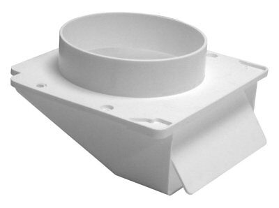 """Lambro Industries 143WP Lambro""""dustries""""dustries Plastic Under Eave Vent, 4In,"""