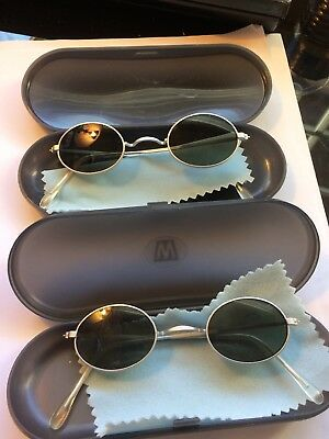 Warner Brothers 1999 Sun Glasses In Cases Lot Of 2