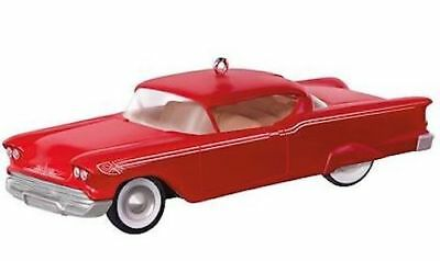 Hallmark 2017 1958 Chevrolet Chevy Impala GM NIB Keepsake Kustoms Xmas Ornament