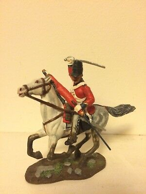 Waterloo, Sergeant Charles Ewart Captures the 45th French Flag + Royal Scot