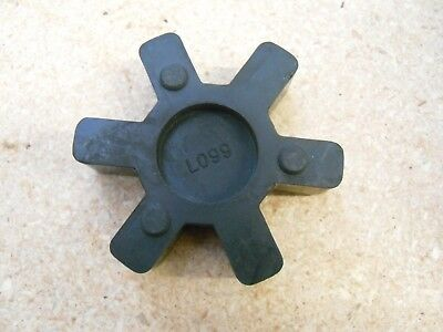 L099 Rubber Spider Coupling Insert