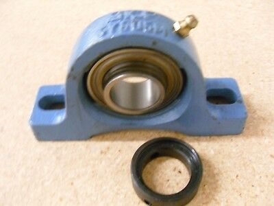 "Skf Sy505M Pillow Block Bearing 1"" Bore"