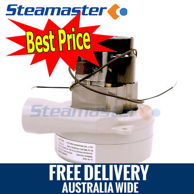 Carpet Steam Cleaning Machine Vacuum Motor Ametek 2-StageSteamvac RD6/Apollo HP