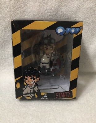 Rare Ghostbusters Stantz Q Pop