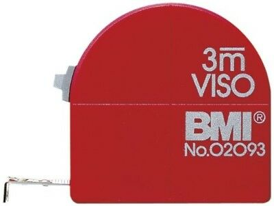 BMI Viso 405341010 Pocket Tape Measure with Inner Measurement and Divider Functi