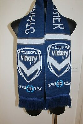 Melbourne Victory Stand Together Football Club Soccer A League Scarf