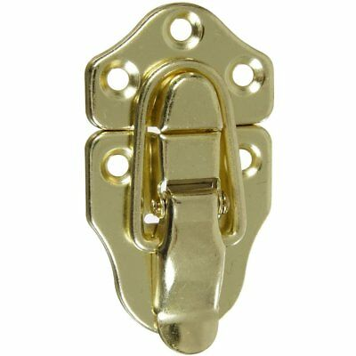National Hardware N208-595 V1848 Draw Catches in Brass, 2 pack