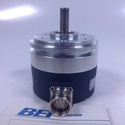 Bei Ideacod GHM912-5000-004 Incremental Encoder Drehgeber NFP