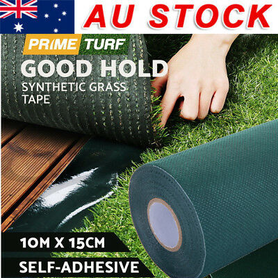 10 meter Synthetic Turf or Artificial Grass joining tape - 15 cm wide