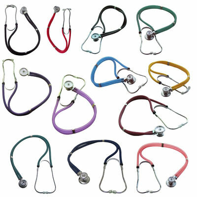 Multi Color Dual-Head Stethoscope Superior Acoustic High Quanlity Stethoscope