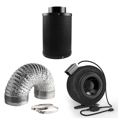 """6"""" Carbon filter combo"""