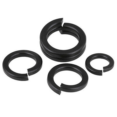 M2-M30 High Tensile 8.8 Carbon Steel Metric Spring Lock Washers Square Section