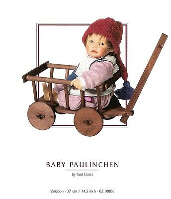 Baby Paulinchen by Susi Eimer for Gotz 2002