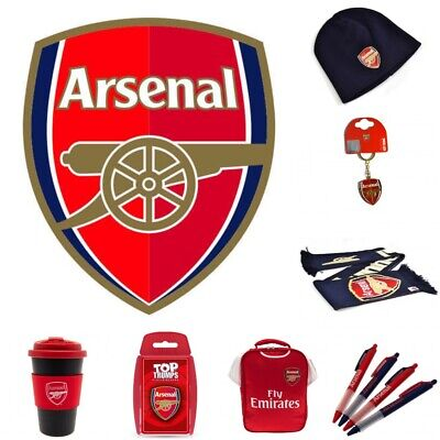 Arsenal Fc Official Club Merchandise - Souvenirs Gunners Football Present Gifts