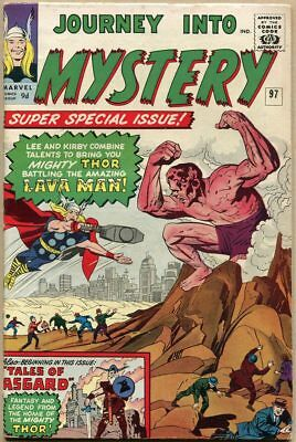 Journey Into Mystery #97 - FN-