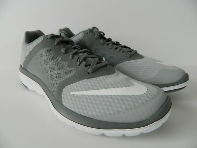 5e18032e97d NIKE FS LITE Run 3 ( Wolf Grey   White-Cool Grey ) ( 807144 008 ...