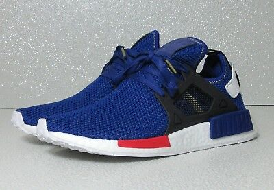 "Adidas Originals Nmd _ Xr1 Men's ""Mystery Blue"" Ac7185 Size 9, 9.5"