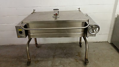 Groen FPC/1-4 Tilt Skillet Self Contained Braising Pan 40 Gallon 208 TESTED