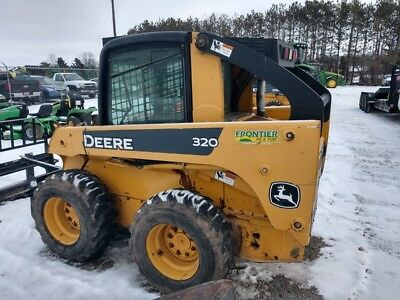 2006 John Deere 320 Skid Steer Loaders