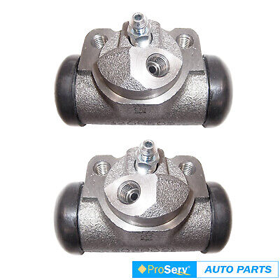 2 Rear wheel brake cylinders for Ford F100 4.1L 250 2WD UTE 1970-1985