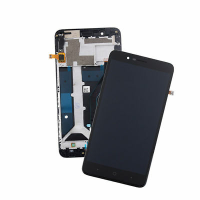 "For 6.0"" ZTE Blade Z Max Z982 LCD Display Touch Screen Digitizer +Frame QC"