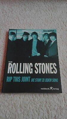 Buch, The Rolling Stones