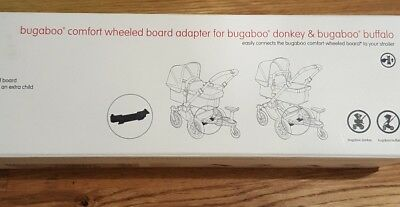 bugaboo comfort wheeled board adapter for bugaboo donkey & bugaboo buffalo