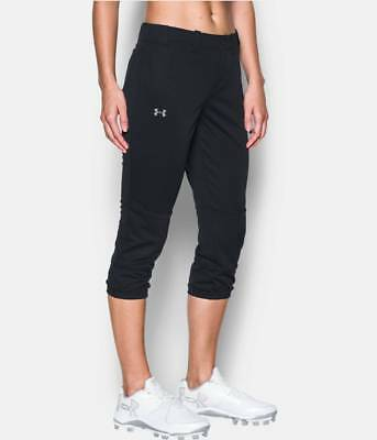 Under Armour UA Women's Softball Strike Zone Pant Women's Large Pants